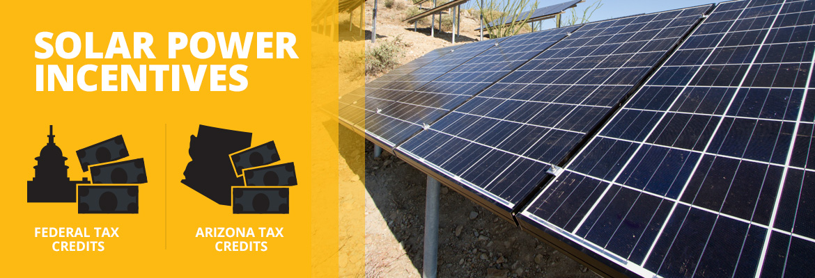 Solar Power Incentives Amp Rebates In Az Empire Renewable