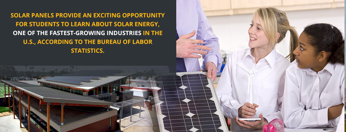 Solar Energy fastest-growing industries in the US